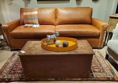 Washable Linen Chair