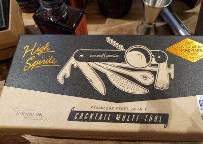 Cocktail Multi-tool