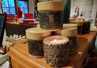Country Squire Jar Candles