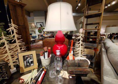 Decor Glasware, Lighting, Picture Frames