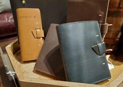 Pendleton Leather Wallets & Logs