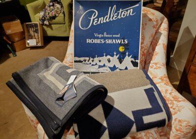 Pendleton Robes-Shawls