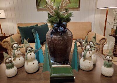 Table Top Christmas Decor 2