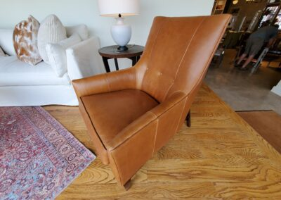 New Style Leather Chair